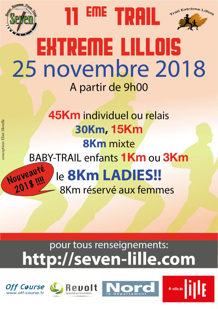 affiche trail extreme 2018 BD